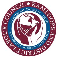Endorsed by Kamloops and District Labour Council